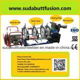 Máquina de soldadura hidráulica da extremidade de Sud355h para a tubulação do HDPE da soldadura
