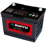 12V80Ah sans entretien scellées au plomb-acide de batterie de voiture