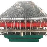 Tamanho personalizado gradeamento GRP linha de produção da Máquina