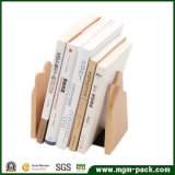 Suporte de madeira feito sob encomenda do livro da alta qualidade
