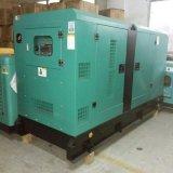 Guangzhou-Fabrik-Verkaufspreis-leiser elektrischer Strom-Dieselgenerator 100kw automatisch