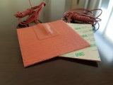 カスタムシリコーンのヒーター、シリコーンのマグ、シリコーンのパッド、赤いカラーの温湿布