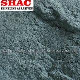 緑の炭化ケイ素の研摩剤(粉および屑)