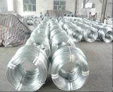 Fil obligatoire galvanisé pour le fil galvanisé par 25kg de Building/18gauge