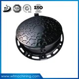 B125/C250/D400 plaque d'égout fonte ductile par coulage en sable