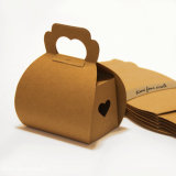 Pillow Cake Box / Handle Food Cake Box / Caixa de chocolate com janela