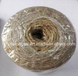 alta tenacia di 5mm e corda Twisted della iuta di prezzi bassi (SGS)