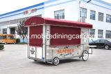 주문 Suppling 이동할 수 있는 전기 음식 체더링 트레일러