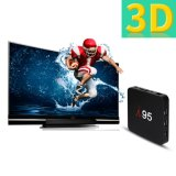 Установите верхнюю часть IPTV в клетке I 95 Отт Android телевизор в салоне Amlogic S905W микросхемы ОЗУ 1 ГБ и 8 ГБ ROM 7.1.2 OS Smart TV .