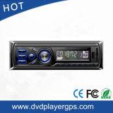 Desmontable Uno DIN coches reproductor de DVD