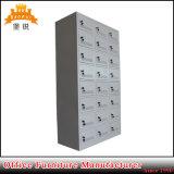 24 casiers en acier en métal de Modules de mémoire de gymnastique de porte