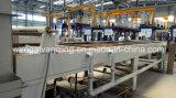 Pétrole de fil d'acier gâchant la chaîne de production complète