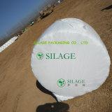 Weißer Plastiksilage-Maschinen-Ausdehnungs-Film für Silage-Ballen-Verpackung