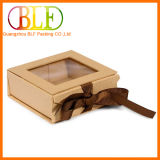 민감한 서류상 작은 상자 포장