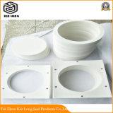 A junta de fibra cerâmica com elevada força de compressão e longa vida de serviço. O efeito de absorção sonora é notável