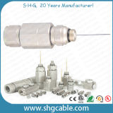 Qr540 P3 500 Tronc Coaxial Connecteurs à broche en aluminium