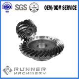 織物の機械装置CNC OEM/Customizedサービスの機械化ベルトプーリー