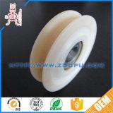 Шкив шарового подшипника кабеля изготовленный на заказ ABS размера пластичный