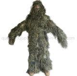Ropa uniforme del fotógrafo del OEM de la caza del camuflaje al aire libre de Camo