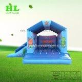 Prinzessin Bouncy Slide Castle Inflatable kombiniert für Kinder