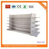 Estante del supermercado del metal para el dispositivo de la venta al por menor del almacén de Tajikstan