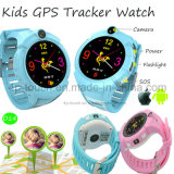 Самый новый франтовской вахта отслежывателя GPS для детей с Touch-Screen D14
