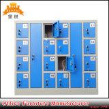 16 Kast van de Telefoon van het Metaal van deuren de Mobiele voor het Laden