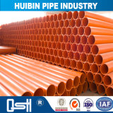 2018 nuovo tubo elettrico di plastica del tubo PMP (produzione massimale possibile) per la costruzione del cavo