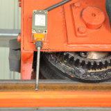 élévateur électrique de câble métallique 16t sur le temps système et la grue de portique