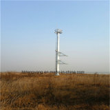 Простой в использовании на заводе стали Monopole электросвязи в корпусе Tower