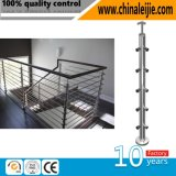 ステンレス鋼階段柵の柱