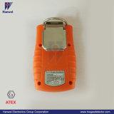 ゼロ維持の証明される携帯用単一のガス探知器IP66 Atex (BX171)