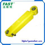 Cilindro hidráulico personalizados para máquina de Engenharia