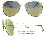 2016 Nouvelle mode élégant verre de lunettes de soleil polarisées femmes Sun