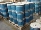 Graisse de constructeur du câble 6X19 de corde de fil d'acier d'Ungalvanized