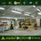 Factory Shed를 위한 H Column Prefab Industrial Buildings