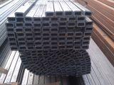 Tubo de acero para el cuadrado del marco del invernadero/la sección hueco rectangular/redonda