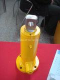 플랜지 마운트 액압 실린더