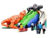 Juegos inflables para la escalada, los obstáculos, saltando, Bouncer, deslizante...