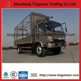 La Cina HOWO tipo camion della rete fissa di 8 T del carico da vendere