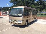 7m Jeepney Rosa mini-bus 23 lugares com Yuchai/Motor Diesel Cummins