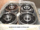 Вковка и шестерня CNC подвергая механической обработке кольцо