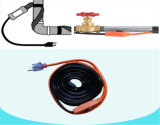 Chaufferette de Chambre d'agriculture pour l'étable avec le câble chauffant électrique de conduite d'eau de câble chauffant de fiche des Etats-Unis