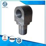 Los valores de fábrica forjado de precisión Ck45 Las piezas del cilindro de Equipos Industriales