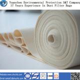 공장은 무료 샘플로 직접 야금술 기업을%s PPS 구성 먼지 여과 백을 공급한다