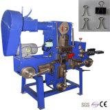Clip mecánico automático de la carpeta del papel del metal que hace la máquina