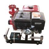50-80m Benzin-Motor-erklärte Wasser-bewegliche Feuerlöschpumpe (Jbq5.5/10 Bj-10g)
