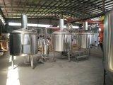 piccola strumentazione della fabbrica della birra 200L che fa macchina