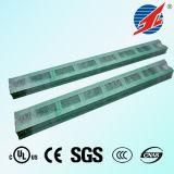 Escada de aço verticalmente Integrated da bandeja de cabo e do cabo