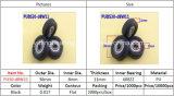 Le nylon intérieur du roulement 608zz a couvert le roulement de roue 30*8*11 utilisé pour des meubles